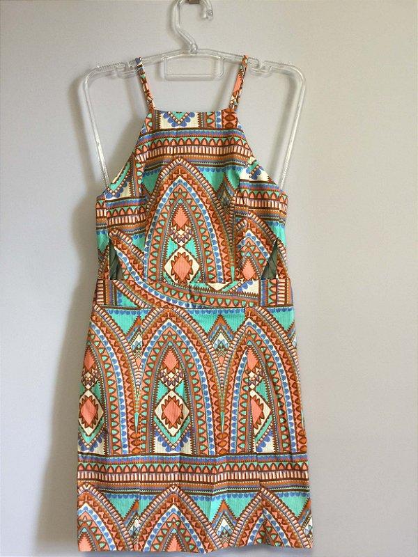 Vestido étnico (P) - Dress.to