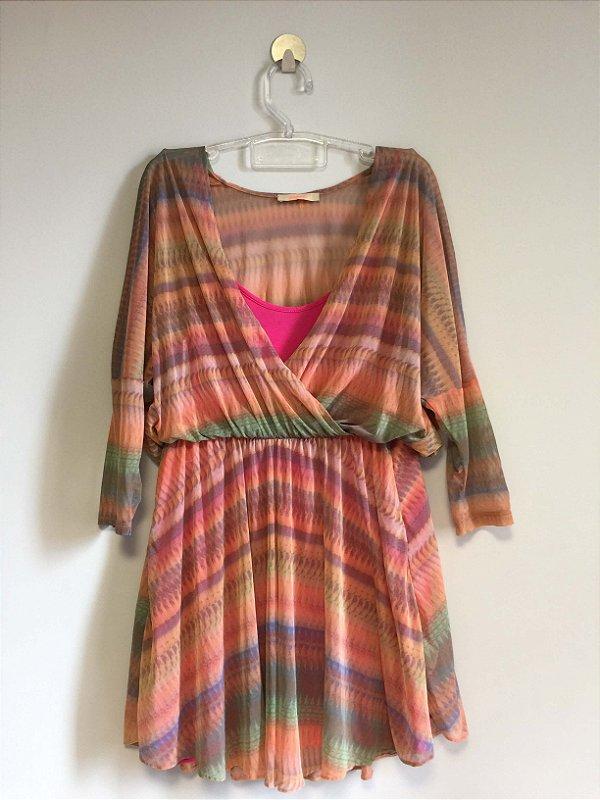Vestido cores (P) - Lez a Lez