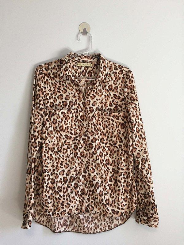 Camisa animal print (38) - C&A