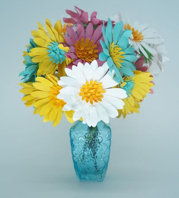 Flor de Margarida (3un.)