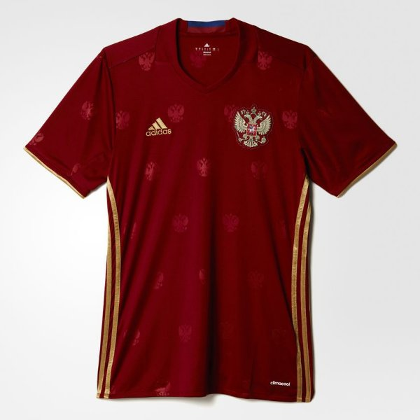 Camisa Adidas Russia I