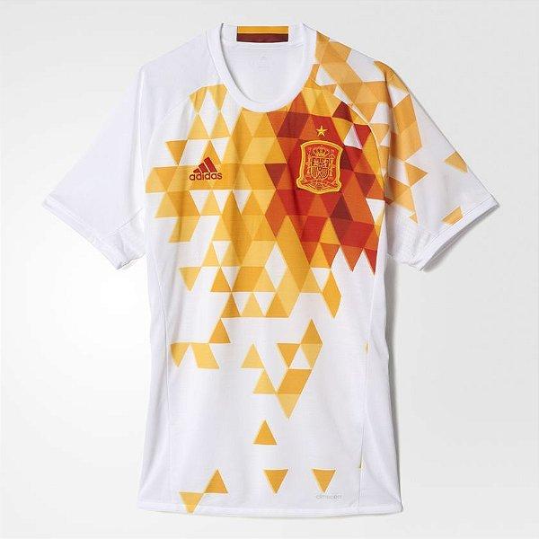 Camisa Espanha II