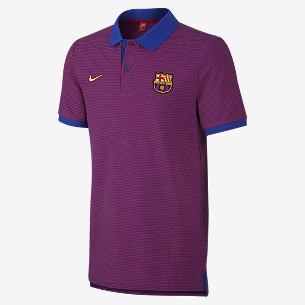 FC Barcelona GS Authentic Polo