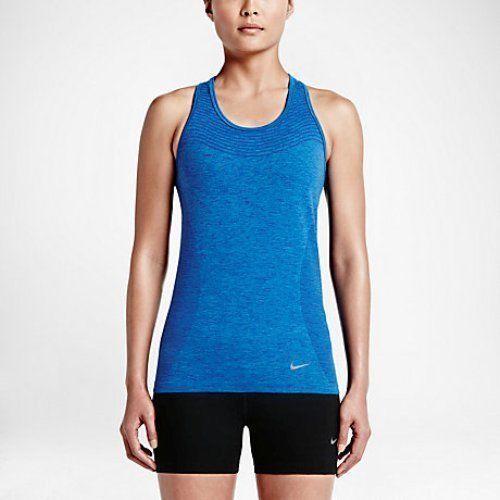 Nike Regata Dri-fit Knit Running Tank