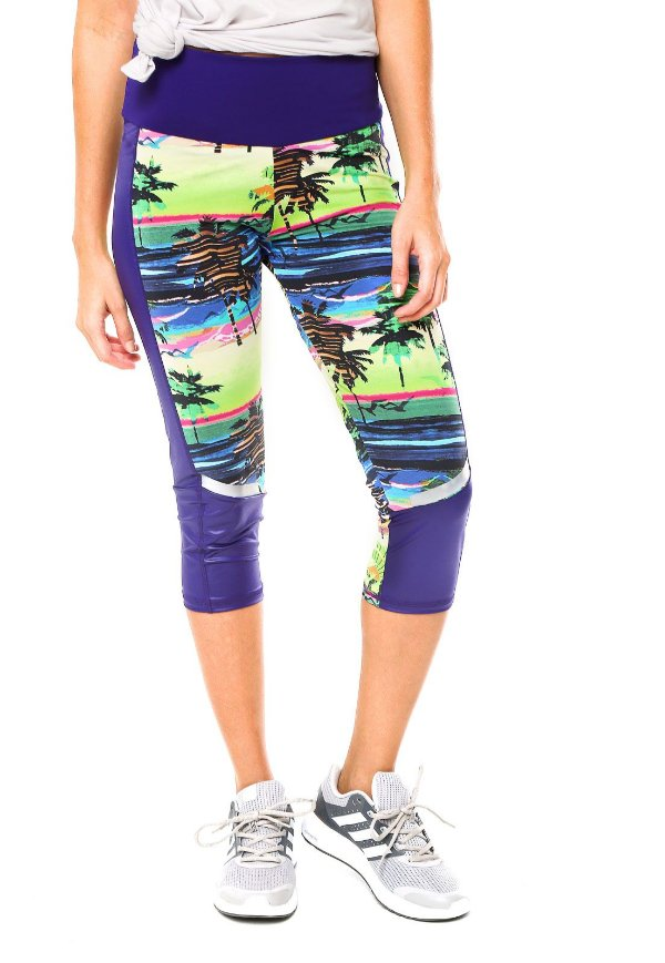 Legging adidas Salinas Top Running Crossfit Fitness