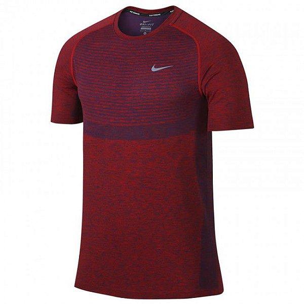 Camiseta Masculina Nike Dri-Fit Knit SS Shirt