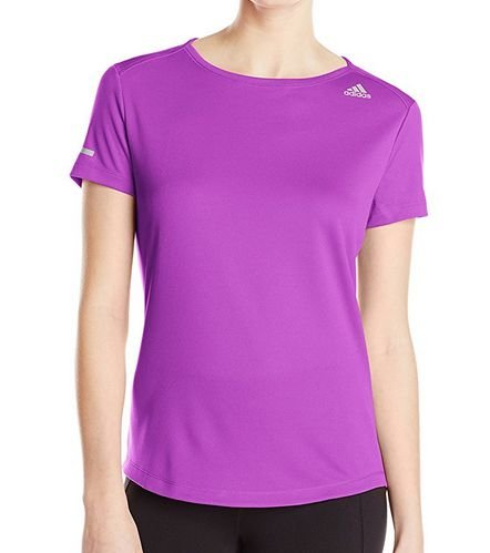 Camiseta Adidas Feminina Run Tee