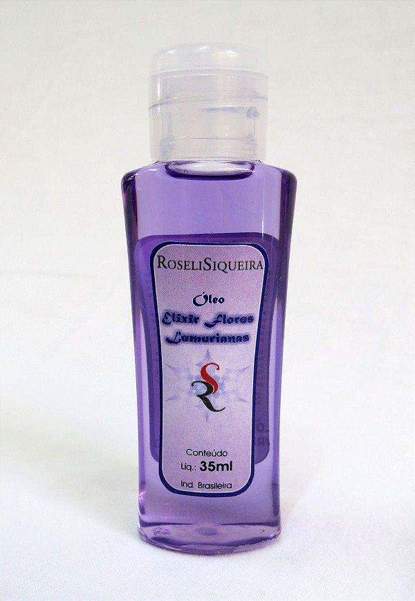 Óleo Elixir Flores Lemurianas 35 ml