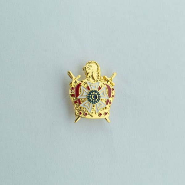 BT-063- Pin Demolay Grande