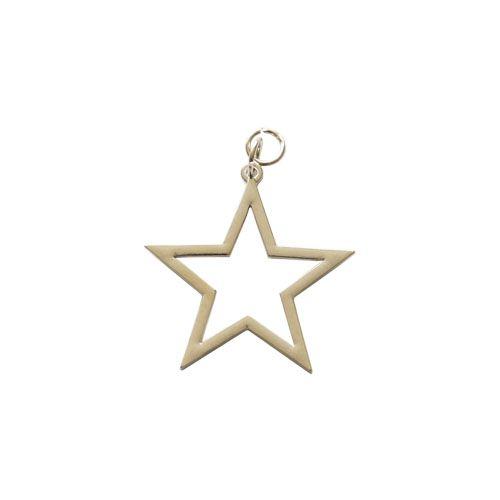 JO-102 - Joia Companheiro – Estrela Vazada