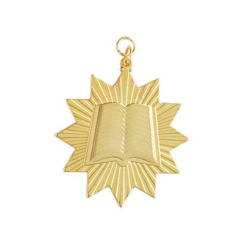 JO-030-D - Joia Orador Dourado