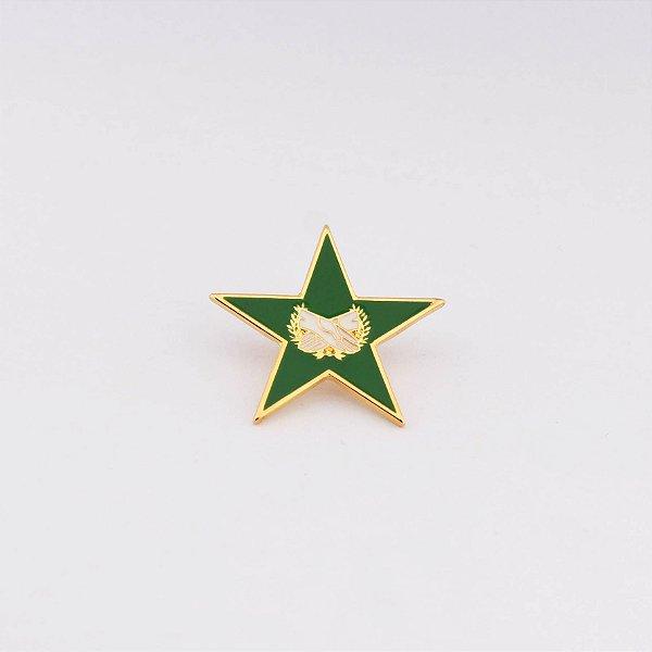 Pin Estrela Fraternidade Feminina