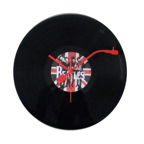 Relógio de Parede Flag Beatles