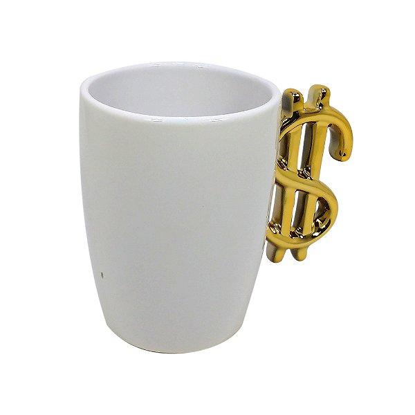 Caneca Money Branco