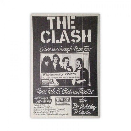 Quadro The Clash