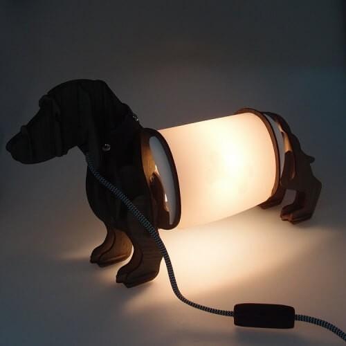 Luminária Basset