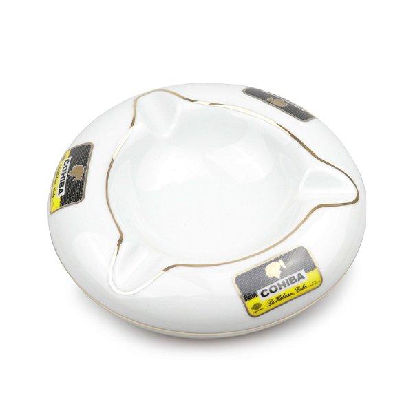 Cinzeiro para 3 Charutos de Porcelana - Cohiba