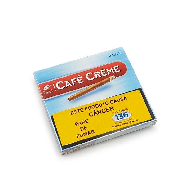 Cigarrilha Café Creme Blue - Pt (10)