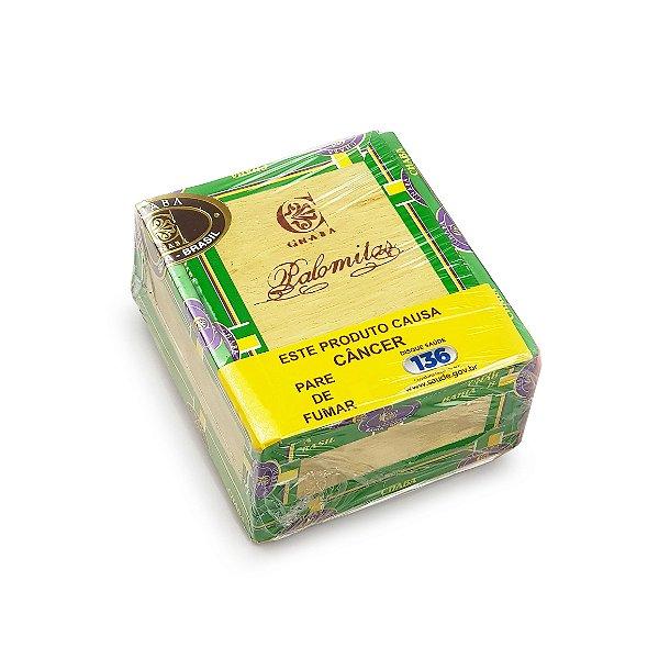 Cigarrilha Palomitas Natural - Cx (50)