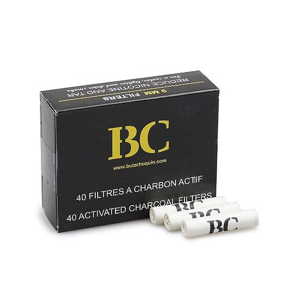 Filtro de 9mm para Cachimbo Butz Choquin - Caixa com 40
