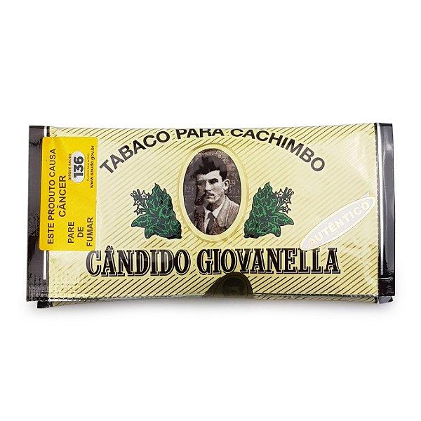 Fumo para Cachimbo Candido Giovanella Pessego - Pct (50g)
