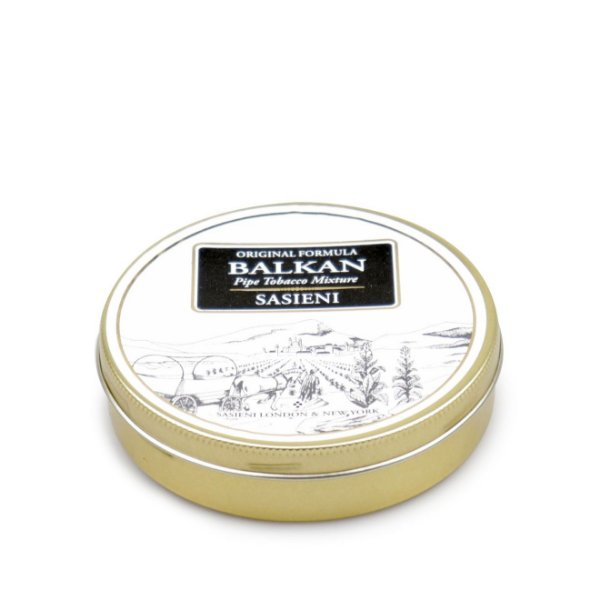 Fumo para Cachimbo Balkan Sasieni - Lt (50g)
