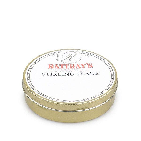 Fumo para Cachimbo Rattray's Stirling Flake - Lt (50g)