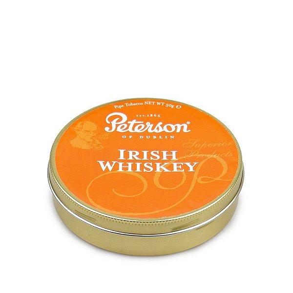 Fumo para Cachimbo Peterson Irish Whiskey - Lt (50g)