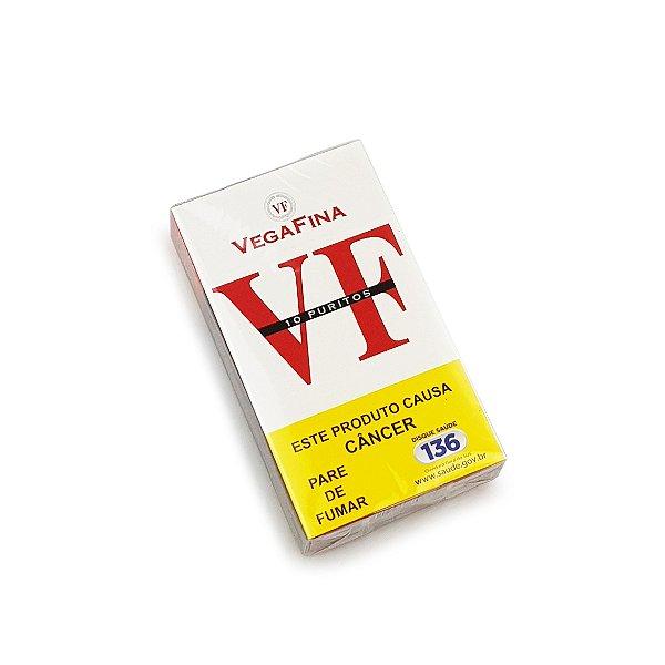 Cigarrilha Vegafina Puritos - Pt (10)