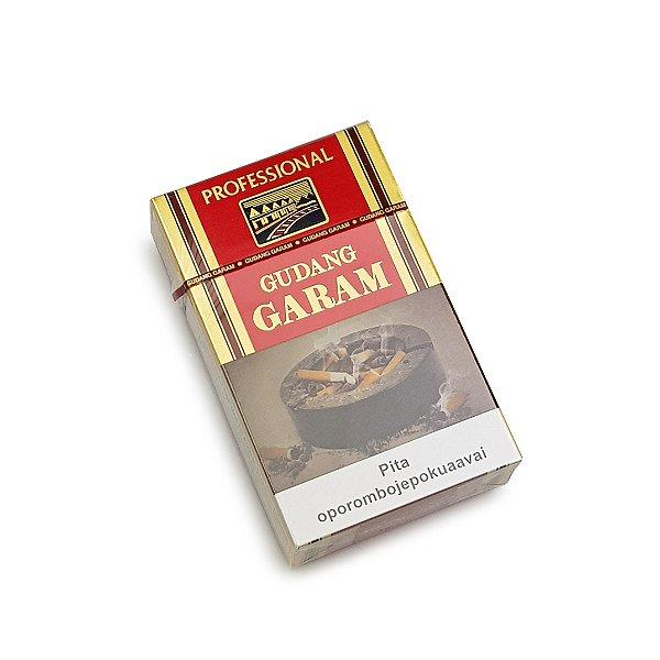 Cigarro Gudang Garam Professional Cravo - Mç (20)