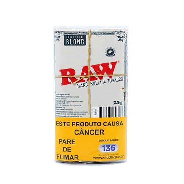 Tabaco para Enrolar Raw Blond - Pct (25g)