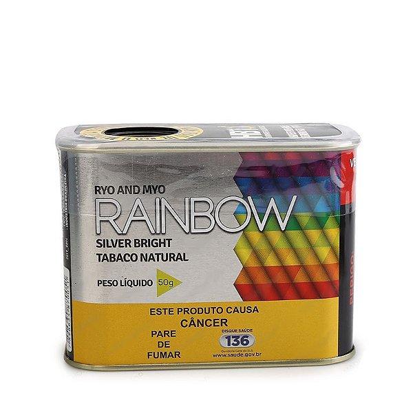 Tabaco para Enrolar Rainbow Silver - Lt (50g)