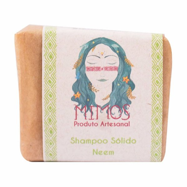 Shampoo Sólido de Neem