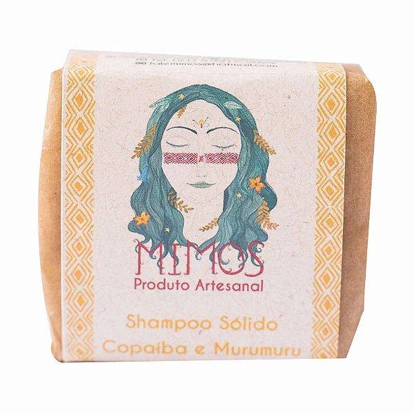 Shampoo Sólido de Copaiba e Murumuru - 100g