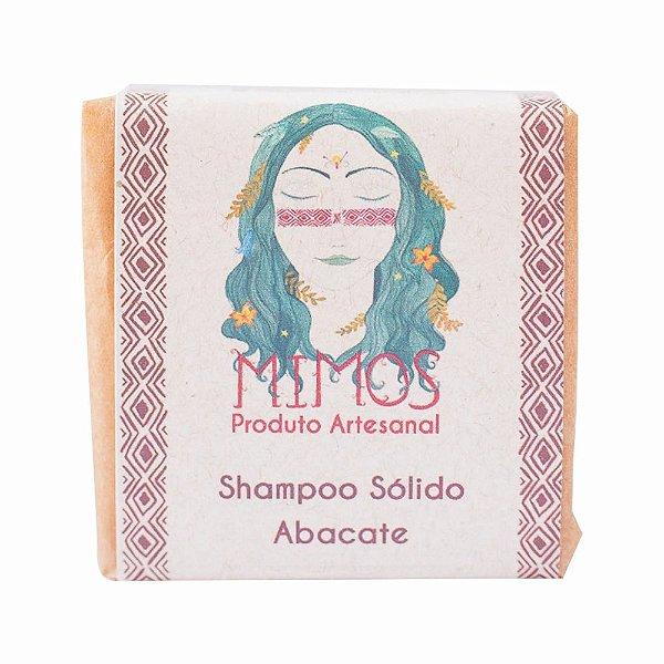 Shampoo de abacate sólido - 100g