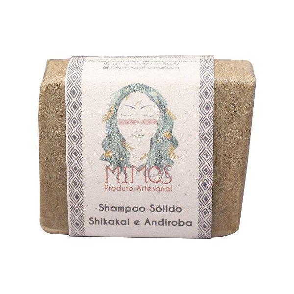 Shampoo de Shikakai e Andiroba - 100g