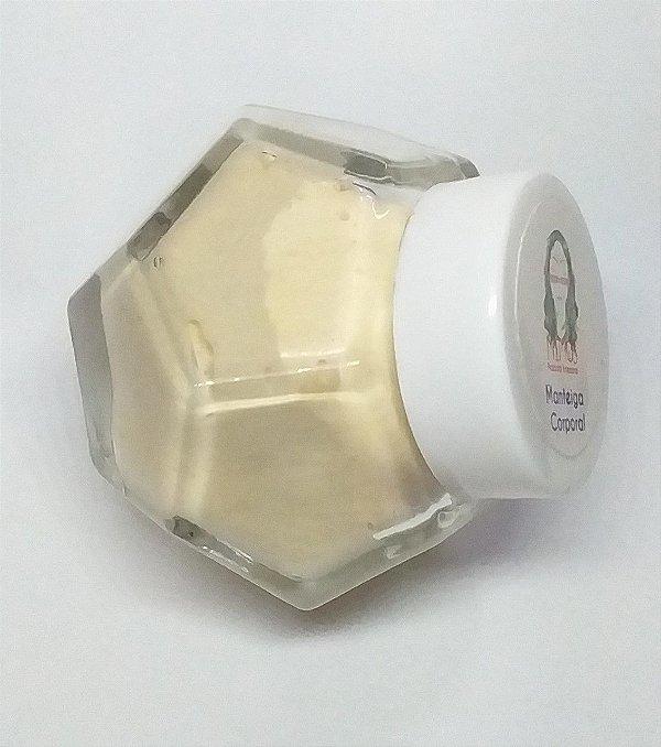 Manteiga Corporal e Capilar