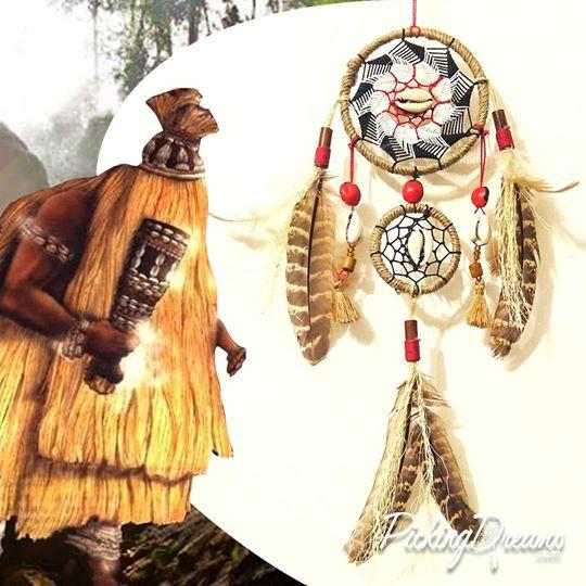 Filtro dos Sonhos de Omolu e Obaluaê - Orixás