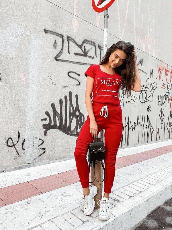 Conjunto Milan Paris