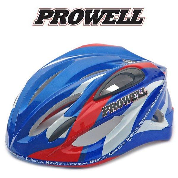 Capacete Prowell R66 Goshank Azul