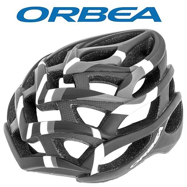 """Capacete Orbea Odin Preto Tamanho L"""""""