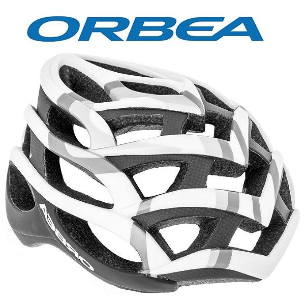 Capacete Orbea Odin Branco Tamanho  L