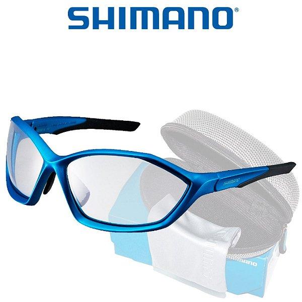 e4e6369fbe14b Óculos Shimano Serie X CE S71X Azul com Preto - Planeta Ciclo - Bike ...