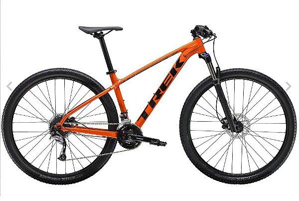 Bicicleta MARLIN 7 Laranja Tamanhos 19.5 e 23