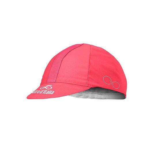 Boné Castelli Giro Ditalia (rosa)