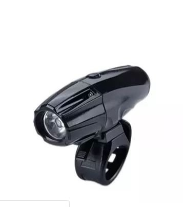 Farol Lanterna Para Bicicleta 400 Lumens Led Usb Polaris