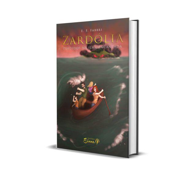 Zardólia, perdidos na ilha encantada