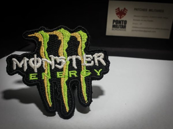 Patch-Monster-Energy