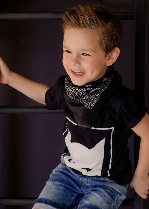 T-Shirt Batman Mask