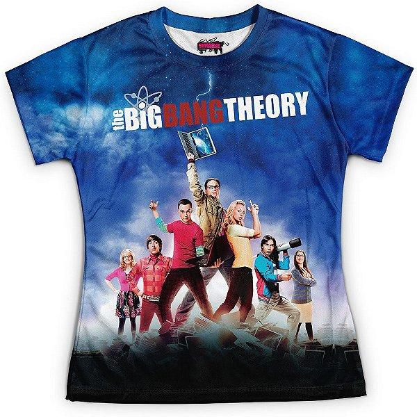 Baby look Feminina The Big Bang Theory
